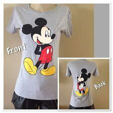 Disney MICKEY MOUSE TSHIRT JUNIOR SIZE L