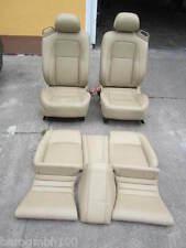 Jaguar XKR qq6 2011 convertible asientos de cuero asiento del conductor asiento para acompañante asiento trasero airbag