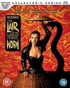 Lair of the White Worm (Vestron) [Blu-ray] [2017] [DVD][Region 2]