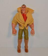 "RARE FOREIGN 1999 Clayton 4.5"" Action Figure McDonald's Europe Disney Tarzan"