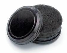 Black Ballroom Dance Patent Shoes Silicone Sponge by Topline