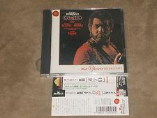 Verdi Otello Highlights Japan CD Placido Domingo Rinata Scotto James Levine