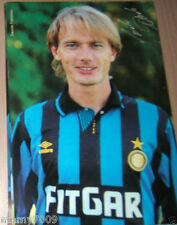 FOTO INTER=FOTOCOLOR DAVIDE FONTOLAN=1991/92=CM 24X16
