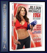 JILLIAN MICHAELS - YOGA MELTDOWN **BRAND NEW DVD **