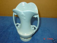 Vintage,Abingdon,Vase,#52 2,Blue,Handles,Nice,Marked ,Old stamped bottom