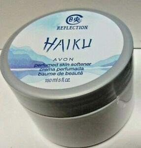 AVON * HAIKU REFLECTION Perfumed Skin Softener * NEW * Women's Lotion Body