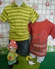 vêtements occasion garçon 5 ans,tee-shirt,bermuda jean,polo