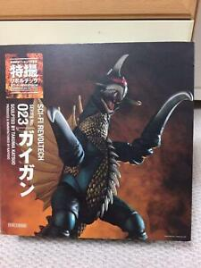 Godzilla Revoltech 023 SciFi Super Poseable Action Figure Gigan by Kaiyodo Used