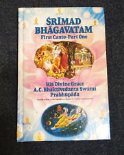 1998 Srimad Bhagavatam First Canto Part 1 chapters 1-7 by A. C. Bhaktivedanta