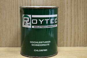 Roytec high-performance metal cutting drilling tapping machining paste 500g RTD