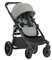 Baby Jogger City Select Lux Compact Fold All Terrain Stroller Slate NEW