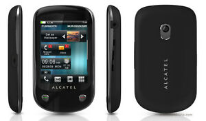 CHEAP ALCATEL OT-710 SIMPLE MOBILE PHONE-UNLOCKED WITH NEW CHARGAR AND WARRANTY