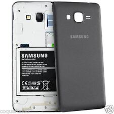 Cache Batterie Samsung Galaxy Grand Prime ( G 530 ) Gris