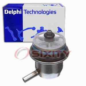 Delphi Fuel Injection Pressure Regulator for 1996-2002 Chevrolet C3500 7.4L wq