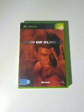 Dead Or Alive 3 - Microsoft Xbox