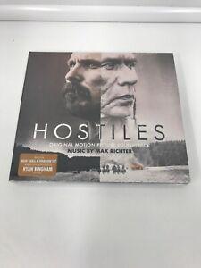 RICHTER MAX - Hostiles - Original Motion Picture Soundtrack - CD - New & Sealed