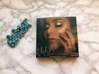 NEW Full Size 3D Highlighter Palette - HUDA BEAUTY Golden Sands Edition