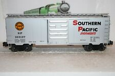 O Scale Trains Weaver Southern Pacific Box Car 163137