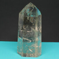 Smoky Quartz Crystal 11.0cm 4.3inch Blessed Energised Casa Brazil C060-BK
