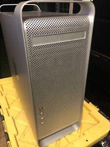 Apple Power Mac G5 Dual 2.0 GHz PowerPC CPUs 2GB RAM  No Hard Drive