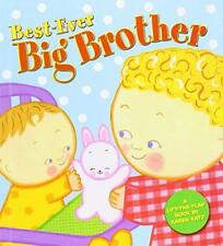 *BRAND NEW* BEST-EVER BIG BROTHER by KAREN KATZ (Lift the Flap, Childrens)