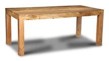 Light Dakota Solid Mango 180cm Dining Table (31l)