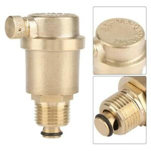 DN15 G1/2 Automatic Air Vent Valve for Solar Water Heater Pressure Relief