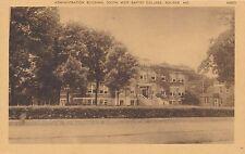BOLIVAR MO – South West Baptist College Administration Building