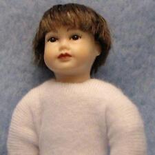 Dollhouse Teen Boy Doll Undressed Heidi Ott HOXKK16 Brown Hair Brown Eyes 1-12