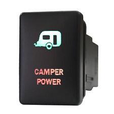 Push switch 965GR 12V CAMPER POWER Toyota Highlander Sequoia LED on/off 3A
