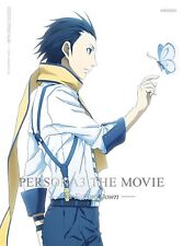 Persona 3 the Movie #3 Falling Down Limited Edition Blu-ray CD Booklet Japan
