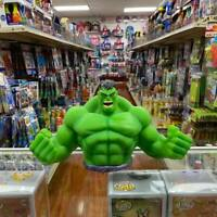 Angry Green Hulk Busted Bank Molded Coin Piggy Bank