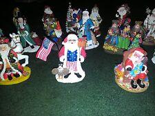 miniature The International Santa Claus collection