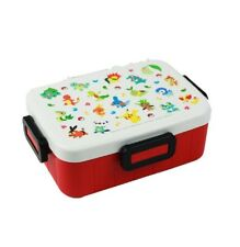 "Officially-Licensed Pokemon Lunch Box (7"" x 5"" x 2"") - Import of Japan"