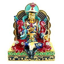 Feng Shui Wealth King Gesar Statue