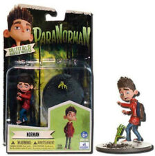 ParaNorman Norman with Backpack Horror Animation 10cm Toy Figure RARE