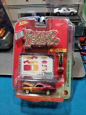 JOHNNY LIGHTNING RACING LEGENDS TASCA MUSTANG SUPER BOSS 429-1/64 SCALE