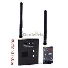 USA 32CH 5.8G 600mw Wireless 800M Audio Video TX FPV TS832 Transmitter fr RC DJI