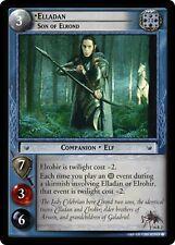 LOTR TCG Elladan Son of Elrond 14R2 Expanded Middle-earth Draft MINT