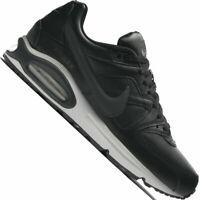 Nike Air Max Command Sneaker da Uomo Pelle Cuoio-Calzature Tempo Libero Nuovo