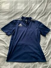 Mens Adidas Blue Training Top Size XL