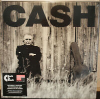 Johnny Cash ‎– American II: Unchained Vinyl LP American 2014 NEW/SEALED 180gm