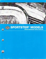 2014 Harley Sportster 883 XL883 XL1200 Iron 48 72 SuperLow Parts Manual Catalog