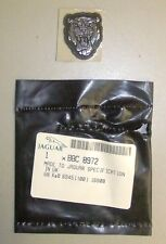 Jaguar Center Console Badge new in package (part# BBC8972)