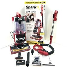 MINT W/Box Shark Navigator Lift-Away Zero-M Upright Vacuum Cleaner Red ZU562