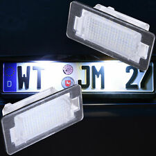 LED License Plate Light Waterproof For BMW X3 F25,FG01 X4 F26 [7101]