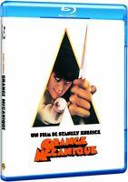 Blu Ray Orange Mécanique Stanley Kubrick Neuf sous cellophane