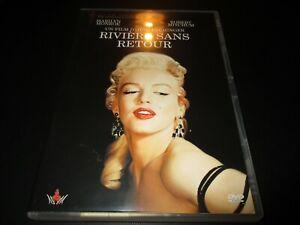 "DVD ""RIVIERE SANS RETOUR"" Marilyn MONROE, Robert MITCHUM / Otto PREMINGER"