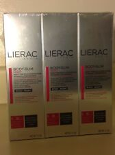 3 Lierac Body-Slim Night Body-Contouring Intensive Concentrate 7.1 oz each NIB