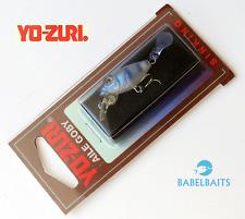Leurre Yo Zuri Aile Goby Sinking F646-GSYN 30 mm 2,5 grs Babelbaits
